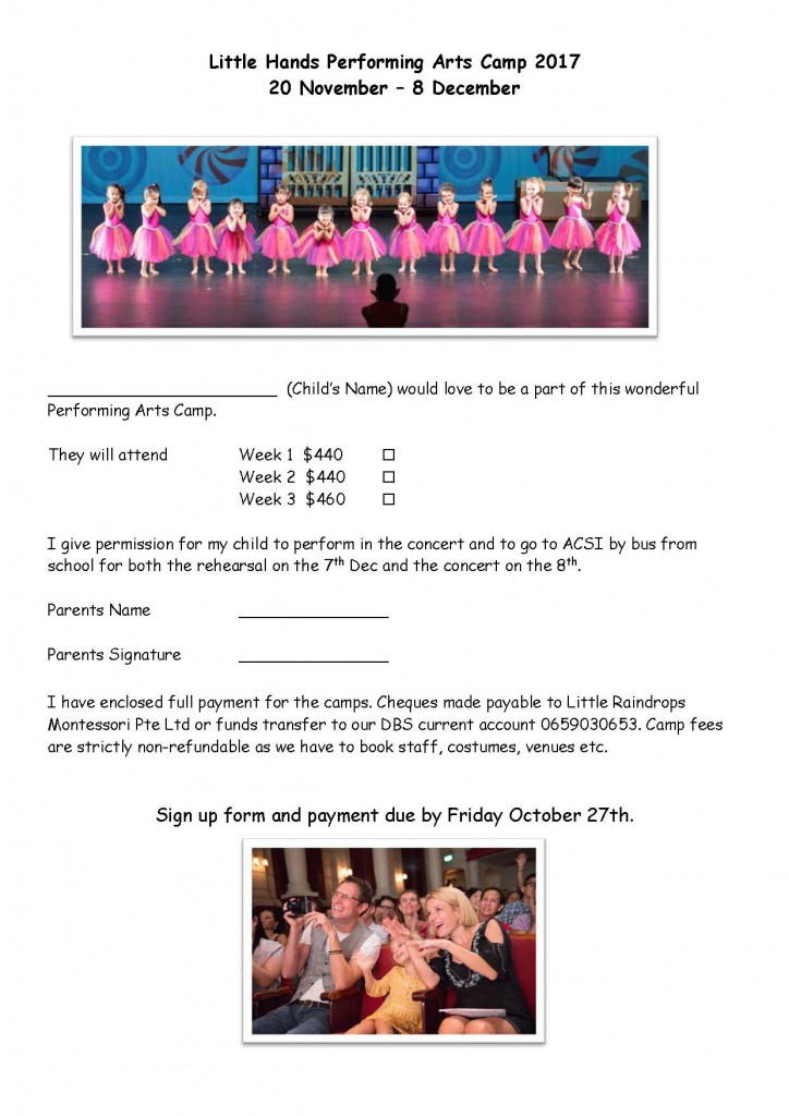 Performing arts camp sign up form 2017_website